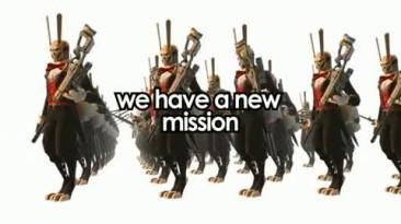 "Battlefield Heroes ""Пасхальный трейлер"""