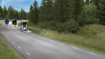 Euro Truck Simulator 2 - Официальный трейлер ProMods 2.42