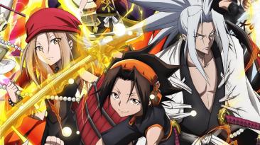Премьера нового аниме-сериала Шаман Кинг назначена на 1 апреля