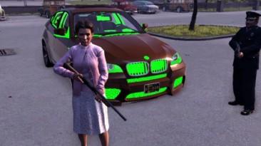 """Mafia 2 """"Решение проблемы с зелеными деталями машин"""""""