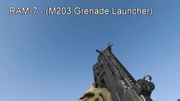 Call of Duty Modern Warfare - Демонстрация оружия перовго сезона