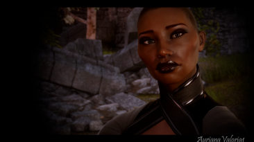 "Dragon Age: Inquisition ""Refined Vivienne"""