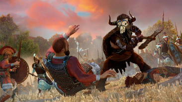 "Total War Saga: Troy ""Исправление найма кентавров"""