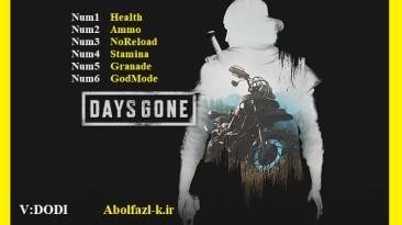 Days Gone: Трейнер/Trainer (+6) [1.0] {Abolfazl.k}