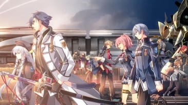 Новый трейлер Legend of Heroes: Trails of Cold Steel 3