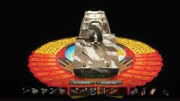 "World of Tanks ""Ангар минималистик.СССР"""