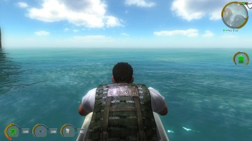 "Xenus 2: Белое Золото ""Модификация ""Cockpit view mod"" 1.0"""