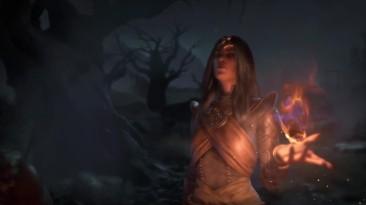 "Diablo 4 - Трейлер ""Геймплей"" на русском - VHSник"