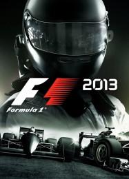 Обложка игры F1 2013
