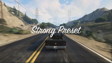 "Grand Theft Auto 5 ""Motion Blur Mod Версия: 1.3А"""