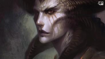 История Diablo: Лилит - Дочь Ненависти и Инарий. Война Греха и Создание Санктуария