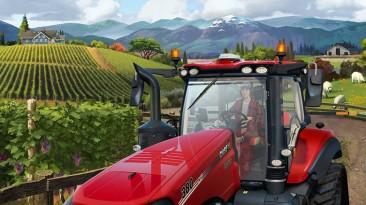Режим строительства в Farming Simulator 22