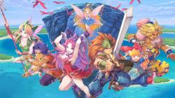 Trials of Mana обновится до версии 1.1.0 в октябре и предложит два новых режима сложности