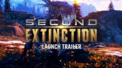 Новый трейлер Second Extinction посвященный запуску раннего доступа в Steam