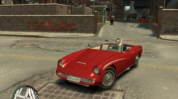 "Grand Theft Auto 4 ""1960 FSO Syrena Sport """