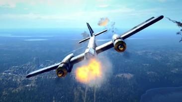 World of Warplanes - Blohm und Voss BV P.203: Жажда Скорости