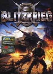 Обложка игры Blitzkrieg