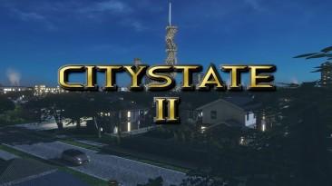 Геймплейный трейлер градостроительной стратегии Citystate 2