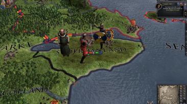 В Steam открылся бесплатный недельный доступ к Crusader Kings II