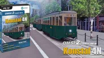 "OMSI 2 ""Add-on Konstal 4N"""