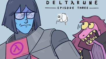 Deltarune Episode Three