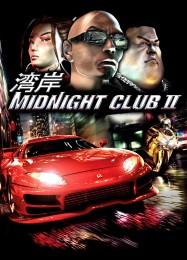 Обложка игры Midnight Club 2