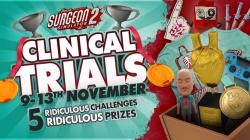 Новое обновление Clinical Trials для Surgeon Simulator 2