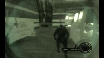 """Tom Clancy's Splinter Cell: Double Agent """"Миссия 1: Исландия (Полный стелс) - Прохождение версии для оригинального Xbox"""""""