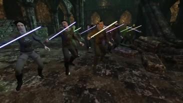 Epic Star Wars Music, привносящая в Blade & Sorcery саундтрек Звездных Войн