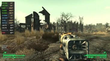 Fallout 3 в 2019 - RTX 2060 - 4K