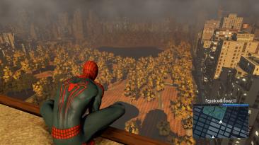 "The Amazing Spider-Man 2 ""Осень в Нью-Йорке / Autumn in New York"