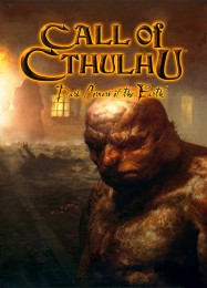 Обложка игры Call of Cthulhu: Dark Corners of the Earth