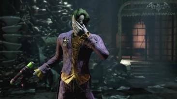 Batman Return to Arkham Asylum Прохождение - Часть 10 - Вечеринка Джокера