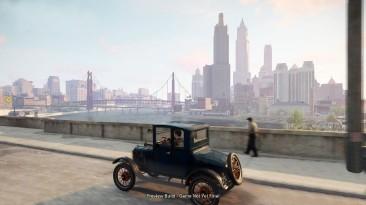 Новые скриншоты Mafia: Definitive Edition