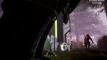 Первый геймплей Deathgarden