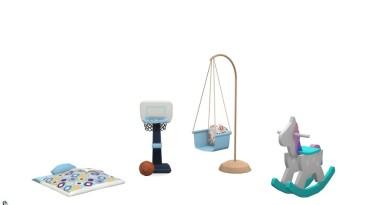 """The Sims 4 """"Набор функциональных предметов для малышей"""""""