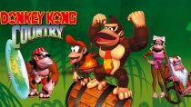 Donkey Kong Country присоединяется к Nintendo Switch Online