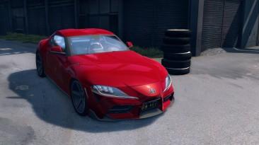 "Mafia 2 ""2020 Toyota Supra (A90)"""