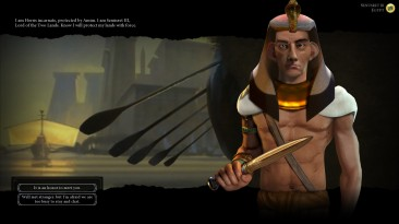 """Sid Meier's Civilization 6 """"Египет: Сенусерт III / Sukritact's Senusret III (Egypt) [RUS]"""""""