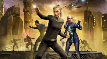 Для консольной Star Trek вышел Season 13: Escalation