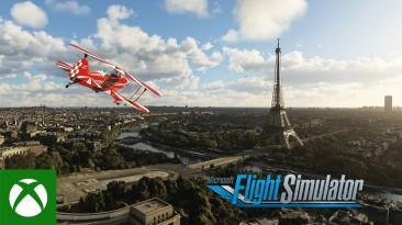 Вышло обновление Microsoft Flight Simulator, улучшающее Францию и Бенилюкс