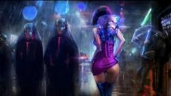В Cyberpunk 2077 будет опция с отключением обнажения