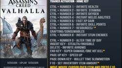 Assassin's Creed: Valhalla: Трейнер/Trainer (+19) [1.0.4] {LinGon}