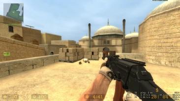 "Counter Strike: Source ""АК-74М из EFT"""