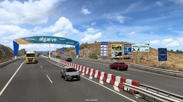 Euro Truck Simulator 2: Новые Знаки DLC Iberia