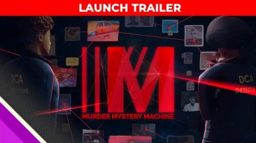 Состоялся релиз The Murder Mystery Machine на ПК и консолях