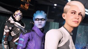 Разработчики Mass Effect: Andromeda рассказали о вырезанных новых расах