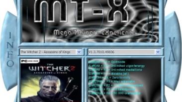 The Witcher 2 - Assassins of Kings: Трейнер (+8) [1.35] {MT-X}