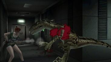 "Dino Crisis ""Фанатское переиздание"""