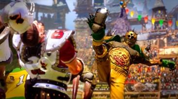 Новое дополнение для Blood Bowl 2 добавляет команду Нургла